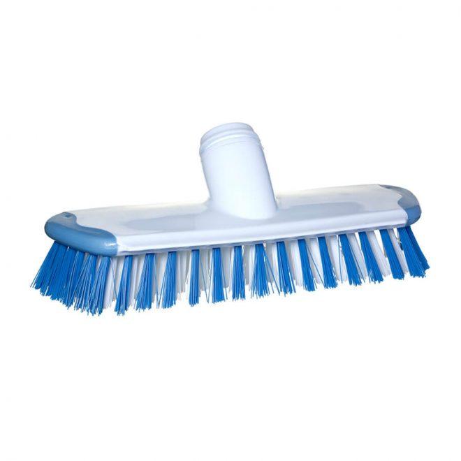 Szczotka do czyszczenia podłóg, wykładzin, dywanów i innych powierzchni płaskich